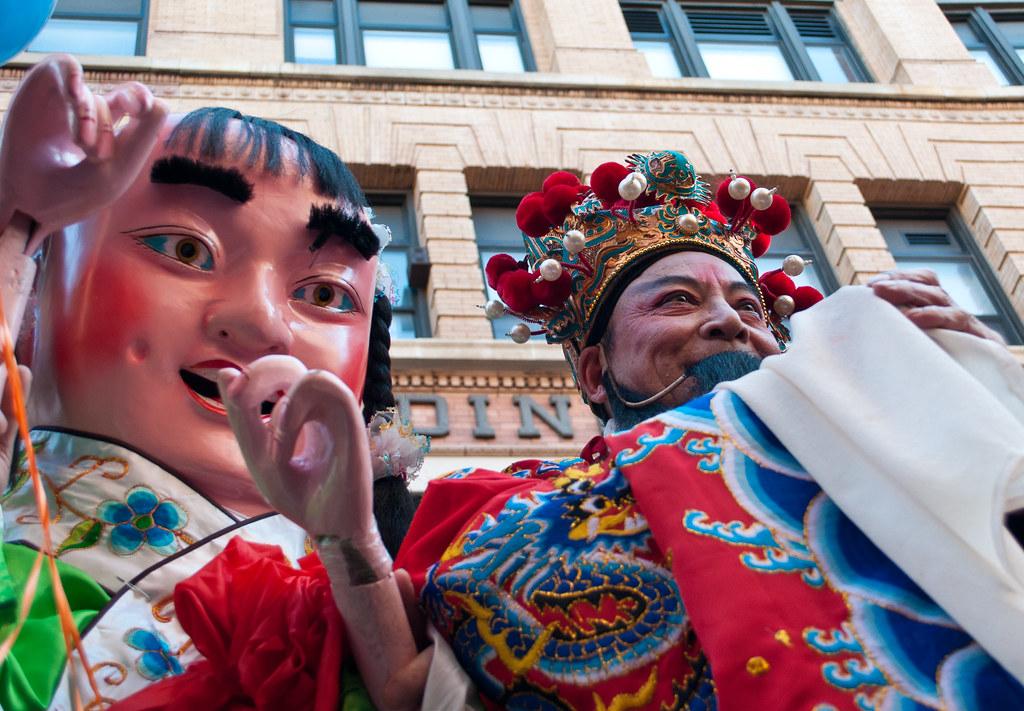 Chinese New Year Parade 2011 - 5