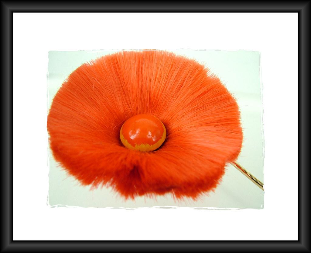 Hattie carnegie vintage silk flower brooch this darling is flickr hattie carnegie vintage silk flower brooch by social butterfly jewellery mightylinksfo