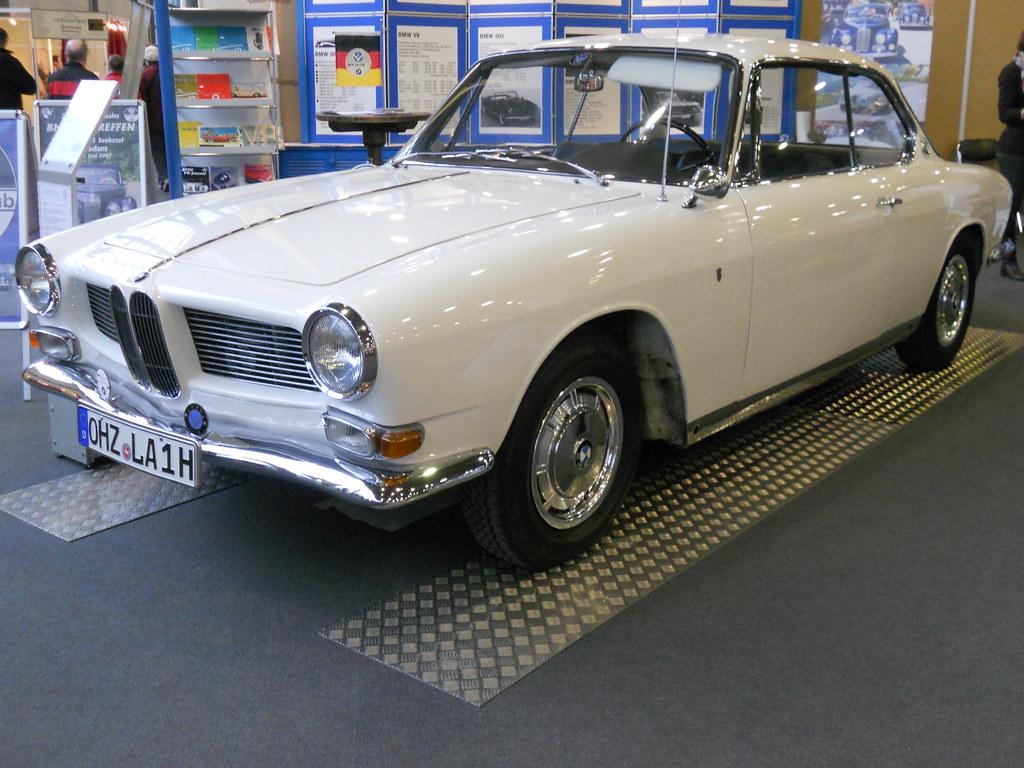BMW 3200 CS (1962-1965) | body designed by Giorgio Giugiaro,… | Flickr
