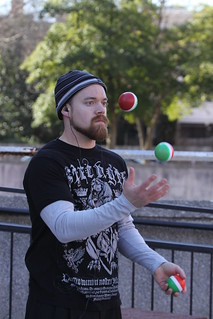 Cabell Juggler | by Gamma Man