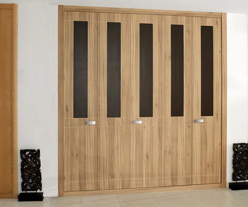 Armario de puertas plegables armario personalizado de - Armarios personalizados ...