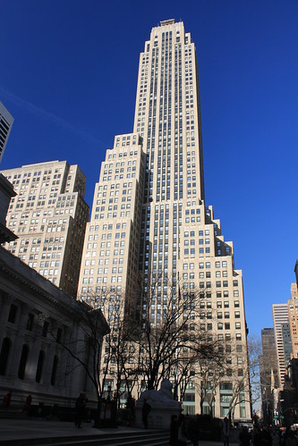 500 Fifth Avenue Building Midtown Manhattan New York