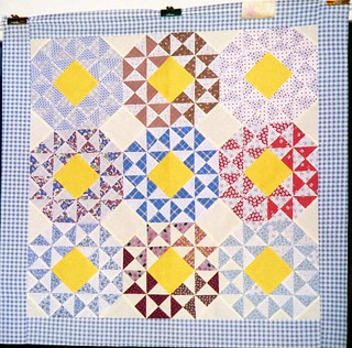T-Blue Skies & Sunny Days | by Linda Rotz Miller Quilts & Quilt Tops