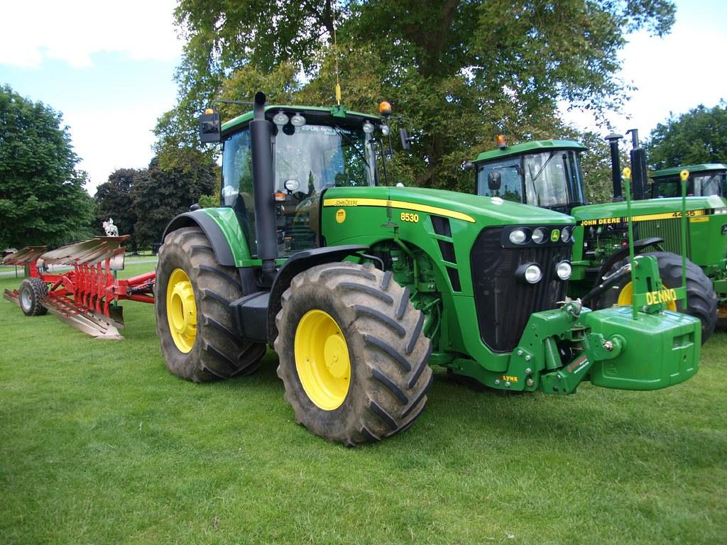 John Deere 8530 Farm Tractors 2009 John Deere 8530 Farm Flickr