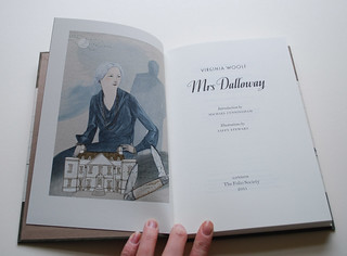 Mrs Dalloway-Folio Society | by Lizzy Stewart