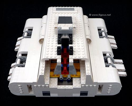 Lego star wars 10212 imperial shuttle ucs figouz net - Croiseur star wars lego ...