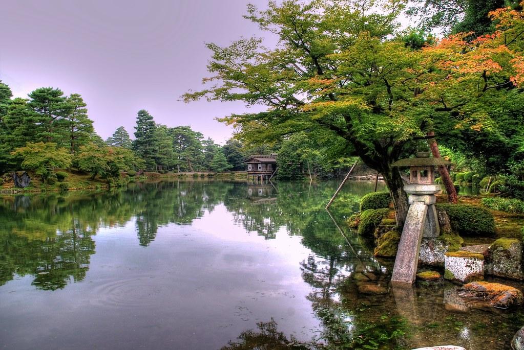 Kenroku-en Kanazawa