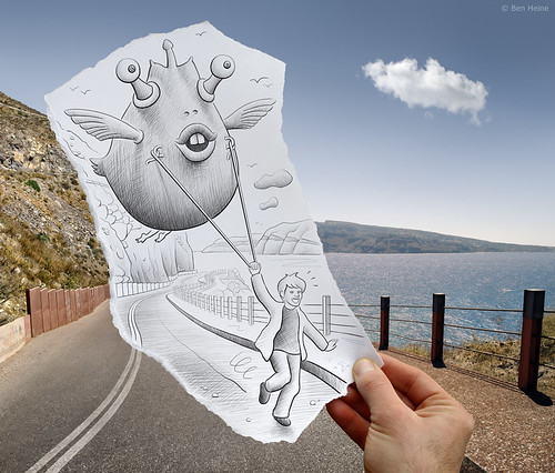 Pencil Vs Camera - 48 | by Ben Heine