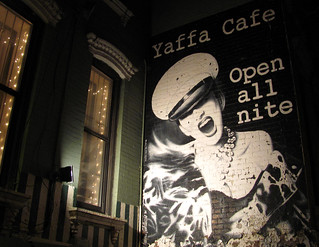 Yaffa Cafe | by Robert Saucier