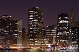 02-17-11 NY Downtown at Night 1 | by ThinkDima