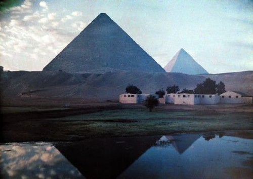 Pyramid Reflections | by pyramidtextsonline