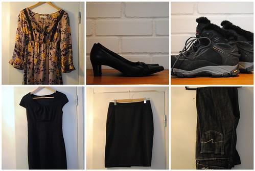 Month Black Shoes