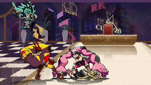 Skullgirls | by gcacho