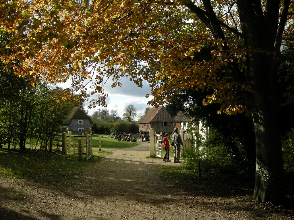 Historic Building Conservation Programme – Weald & Downland Open Air Museum, Chichester, West Sussex  UNITED KINGDOM