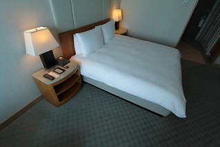 Comfortable Arrival // Our Room // 7th Floor // Hyatt Regency Hotel // Incheon // South Korea | by || UggBoy♥UggGirl || PHOTO || WORLD || TRAVEL ||