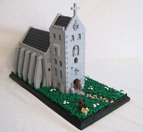 St. Philip's Chapel | by LegoLord.