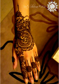 New Design | by Kirti's Henna Creations