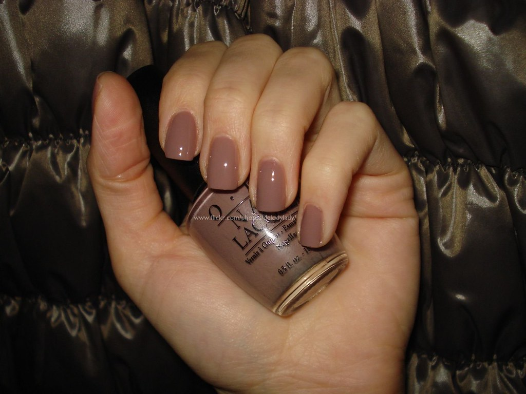 OPI - Affair in Times Square (New York City collection, fa… | Flickr