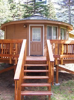 Deluxe Cabins at Wallowa Lake Camp
