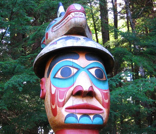 Tlingit Totem | by Colorado Sands on autumn break