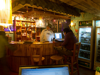 Bar in Sims Cozy Hostel | by niqodemus