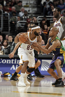 Baron Looks to Pass | by Cavs History