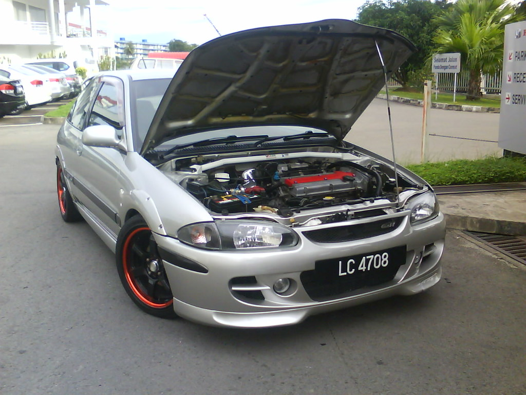 Proton Satria Gti Wow Haven T Uploaded A Pic For Ages I Flickr