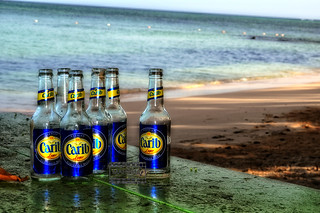 Carib Beer of the Caribbean - Tobago | by Curepian