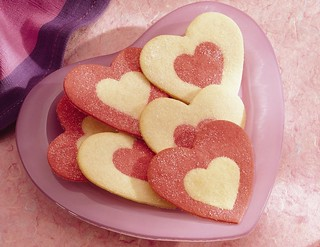 Valentine Rolled Cookies Recipe | by Pillsbury.com