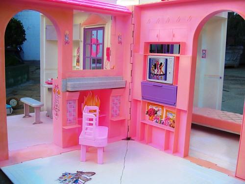 New Barbie House Tour