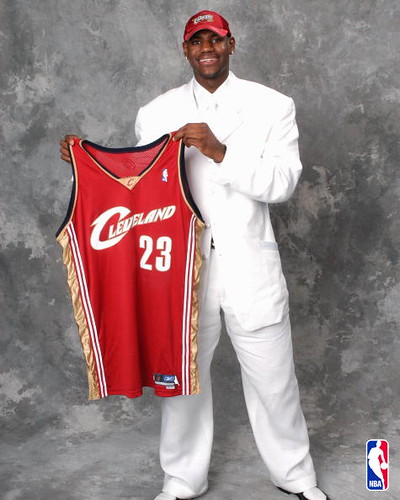 LeBron Draft | by Cavs History