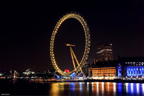 The Eye at night | by Aedo Pultrone