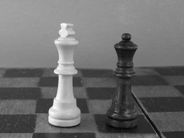 1 Kings 10:4  King (Solomon) & Queen (Sheba)