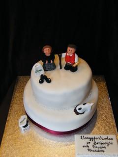 Ruby Anniversary Cake Designs
