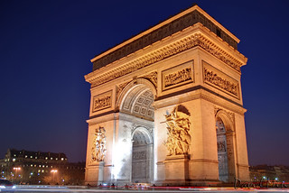 Paris, France - The Arc de Triomphe | by GlobeTrotter 2000