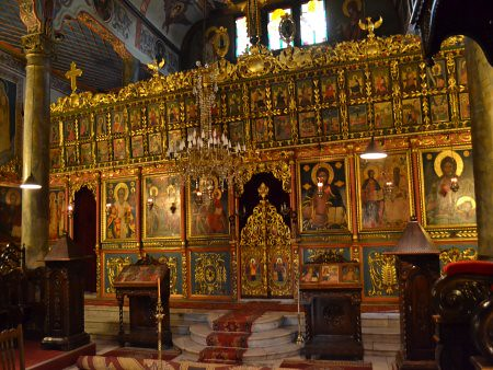 catedrala sveta troita obiective turistice ruse 5