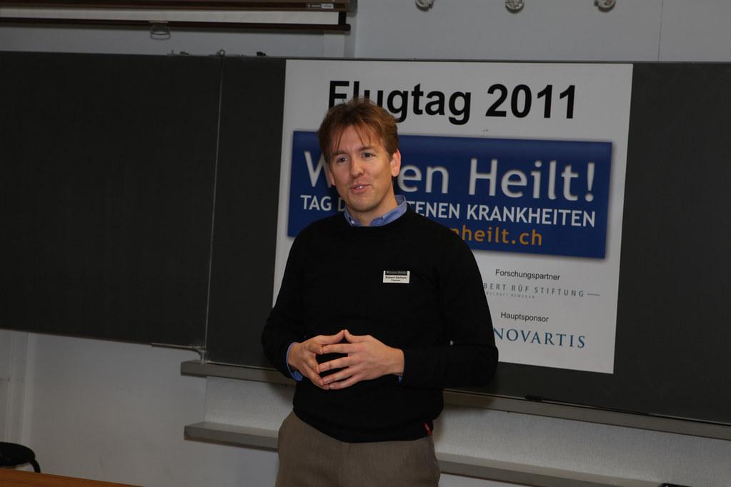 Begrüssung - Robert Derham, Präsident (Fotograf -Daniel Ja… | Flickr