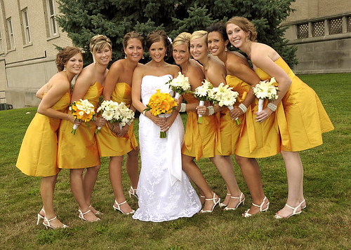 Dessy Real Wedding