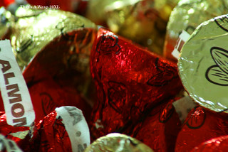 Love, Chocolate and Kisses | by ThatsAWrapPhotography