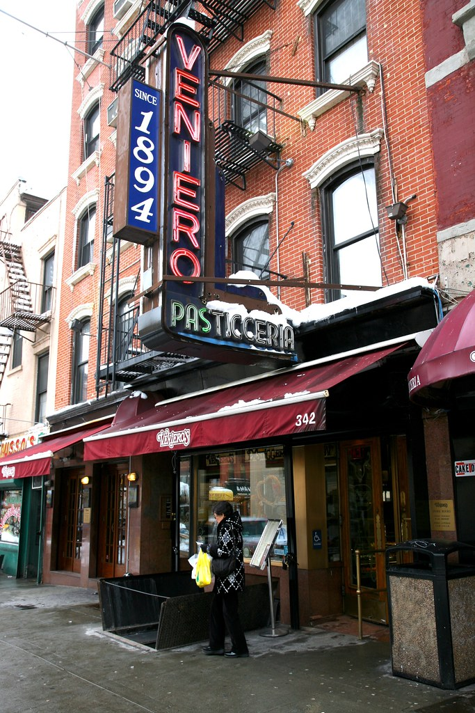 New york city manhattan east village venieros pasticc flickr est 1894 new york city manhattan east village venieros pasticceria est 1894 junglespirit