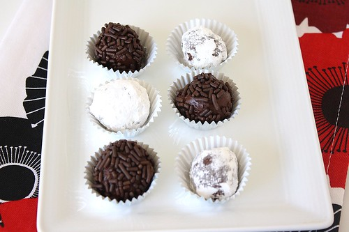 Rum Truffles | by Tracey's Culinary Adventures