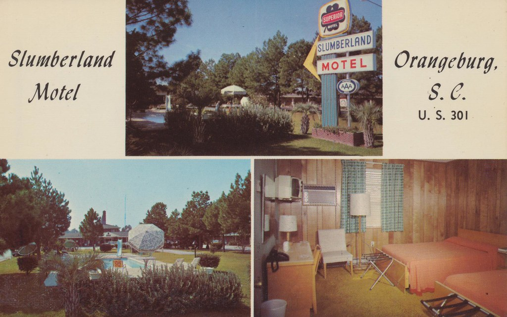 Slumberland Motel - Orangeburg, South Carolina