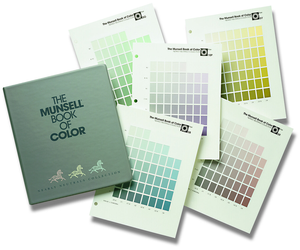 Munsell Color Index Book | Munsell Color | Flickr