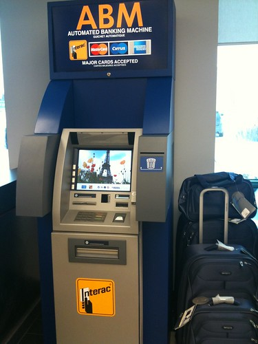 Foreign Currency Atm Three Ama Travel Centres Including
