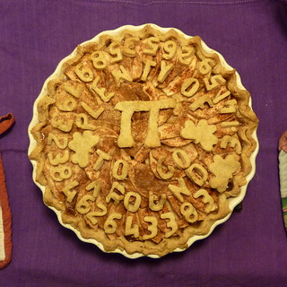 Pi Day Pie 14 March 2011 | by pippijewelry