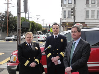 Chief Hayes-White, Chief Price, Dennis Herrera | by City Attorney of San Francisco