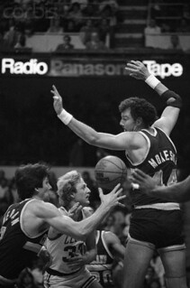 Cavs D up Bird in '82 | by Cavs History