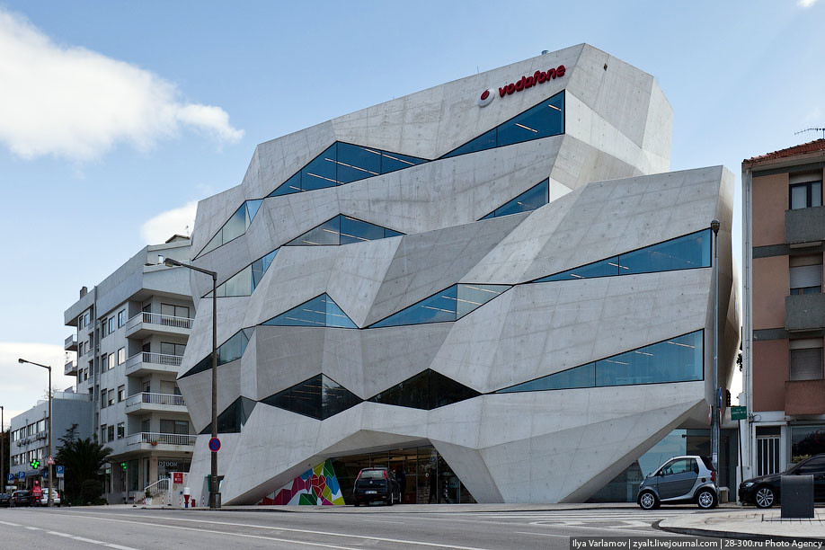... Vodafone Head Office In Portugal | By Varlamov