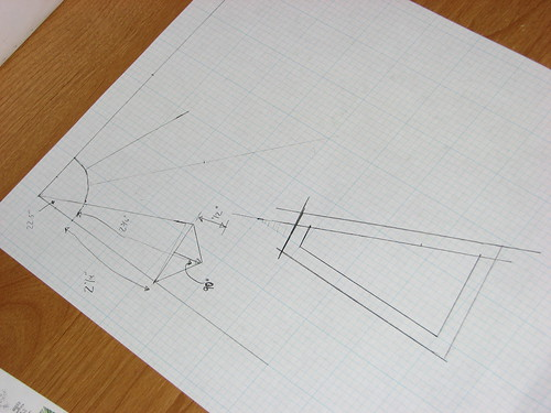 how to make a dresden plate template - math making a template for a dresden plate kate