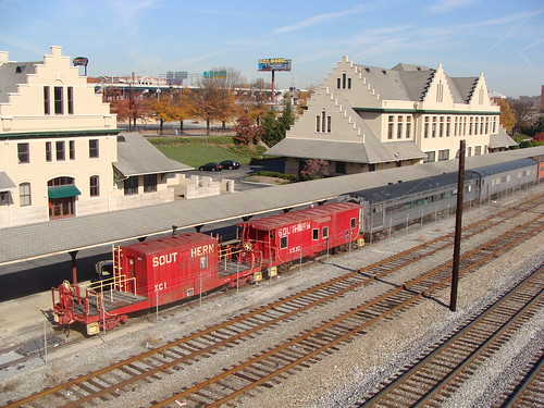 Southern Caboose & Train Stations/Depots (Knoxville, Tn.) | by bamaboy1941